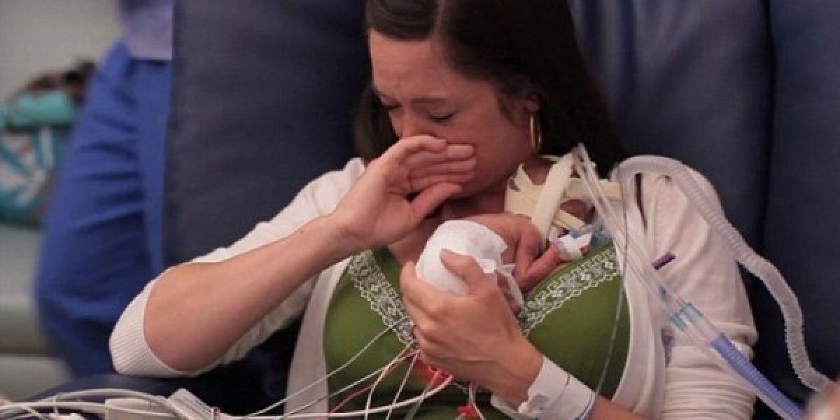 Un père filme la première année de vie de son fils né prématurément à 3 mois et demi avant terme