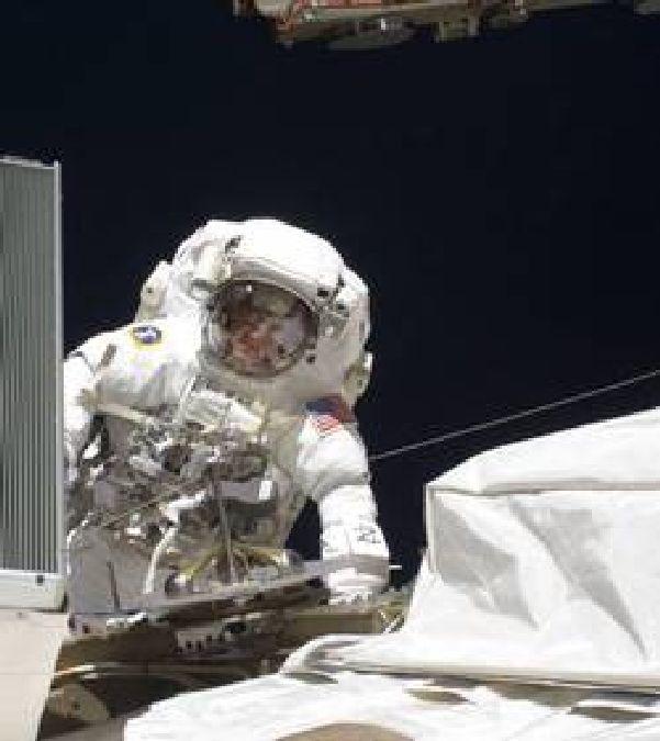 Les longs voyages dans l'espace endommageraient le cerveau