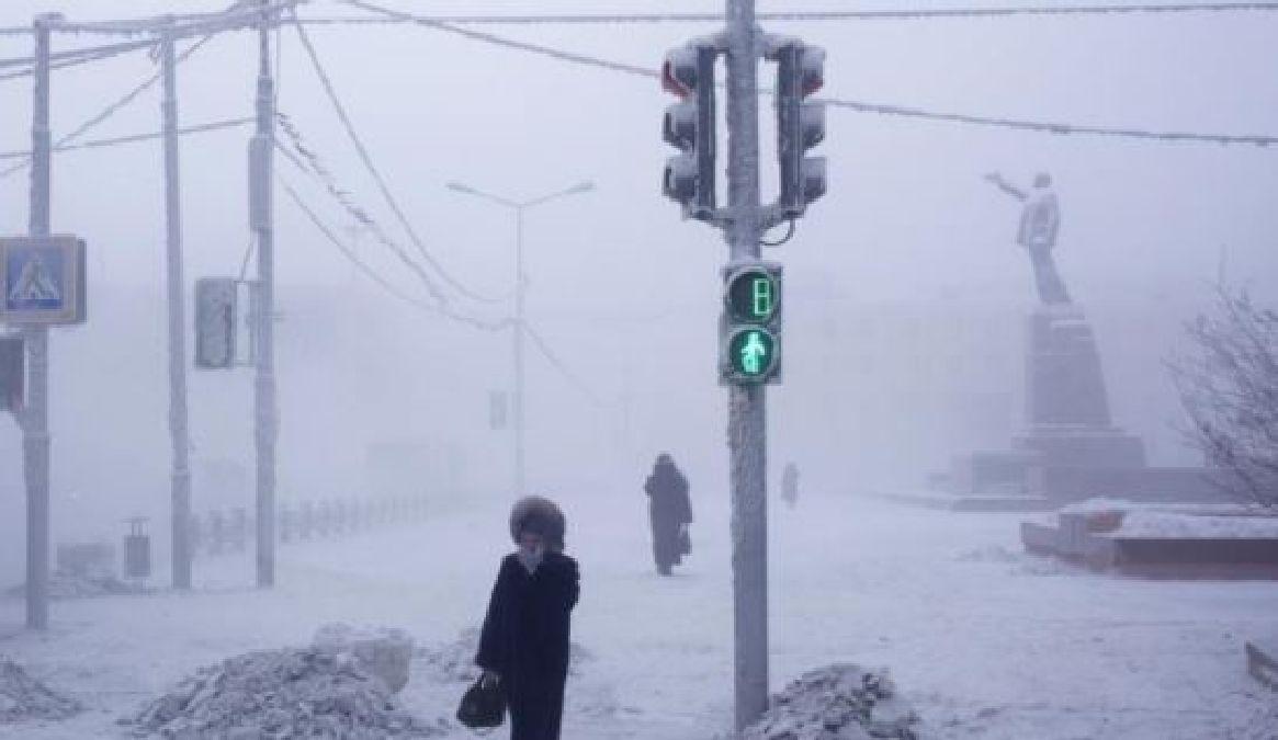 Russie: le mercure plonge à -67 oC en république de Sakha