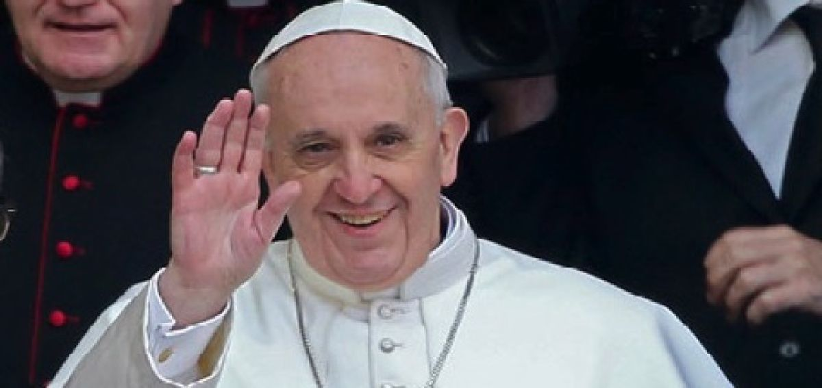 L'enfer n'existe pas et Adam et Eve ne sont pas réels selon le Pape Francois!