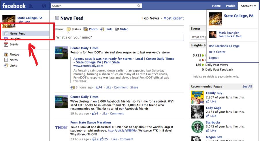 Saviez-vous que tous vos messages publiés sur facebook ne sont pas visibles pour tous vos amis ? voici pourquoi