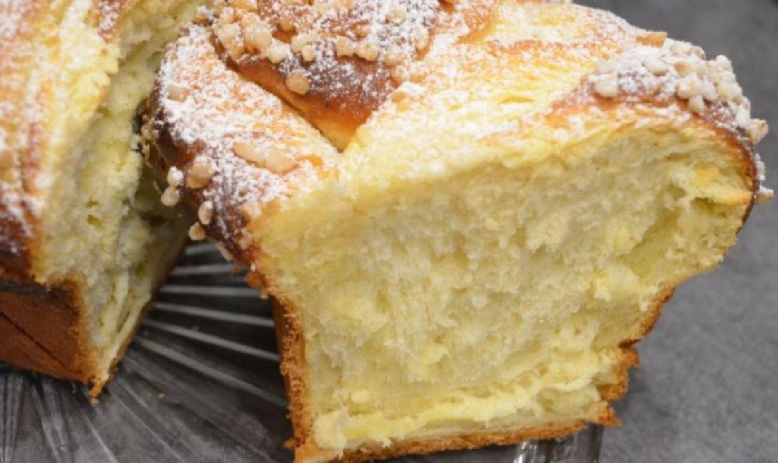 Brioche pur beurre faite maison - Brioche au beurre maison ...