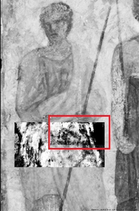 Musée du Louvre : découverte d'une peinture cachée sous une fresque grâce à un scanner d'aéroport