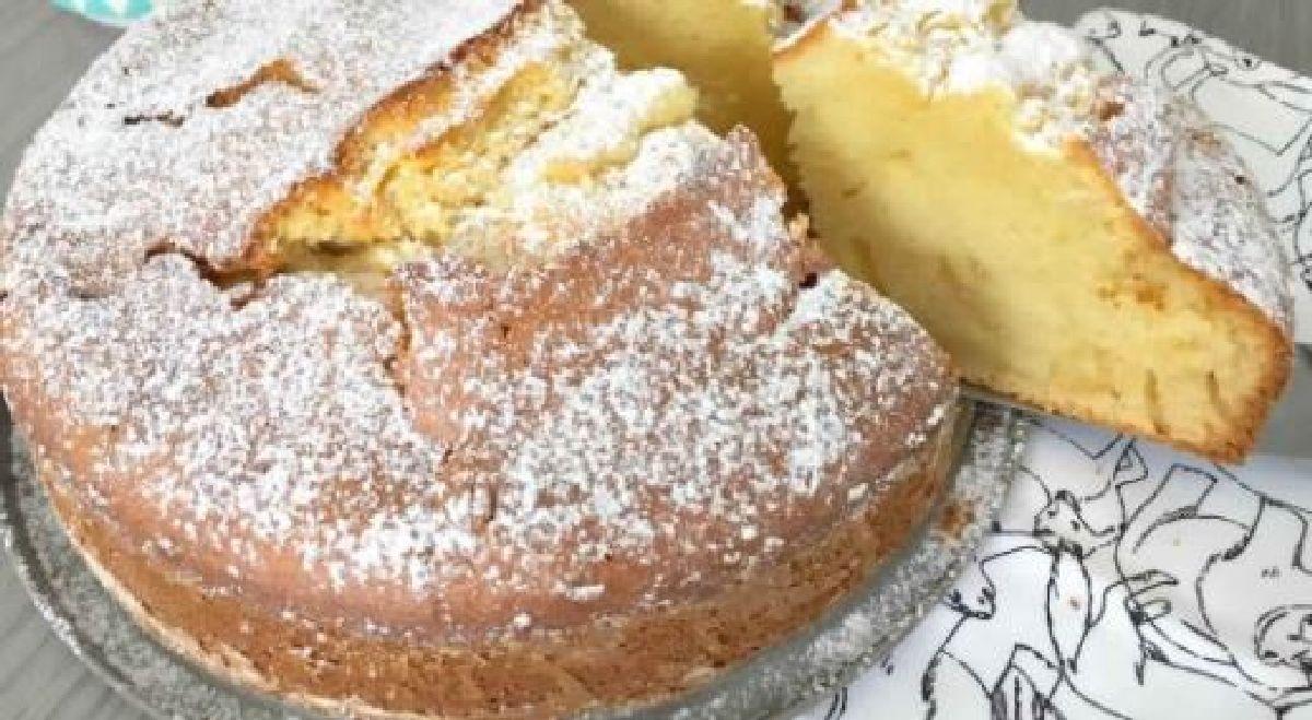 Recette : Le gâteau verre de lait