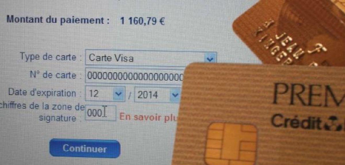Une nouvelle arnaque par mail pour récupérer vos coordonnées bancaires