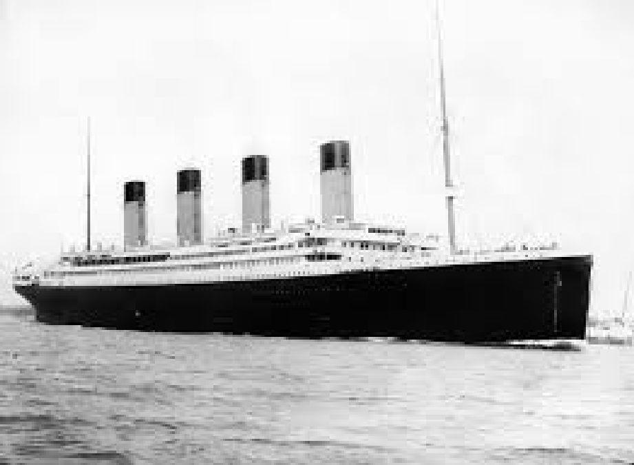Titanic:Unenouvelleénigmerésolue100ansaprès
