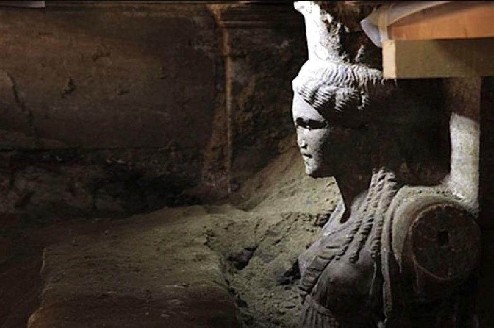 Le tombeau d'Alexandre le Grand retrouvé ?