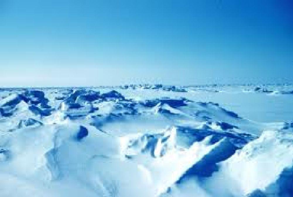 L'Antarctique et l'Arctique grandissent!