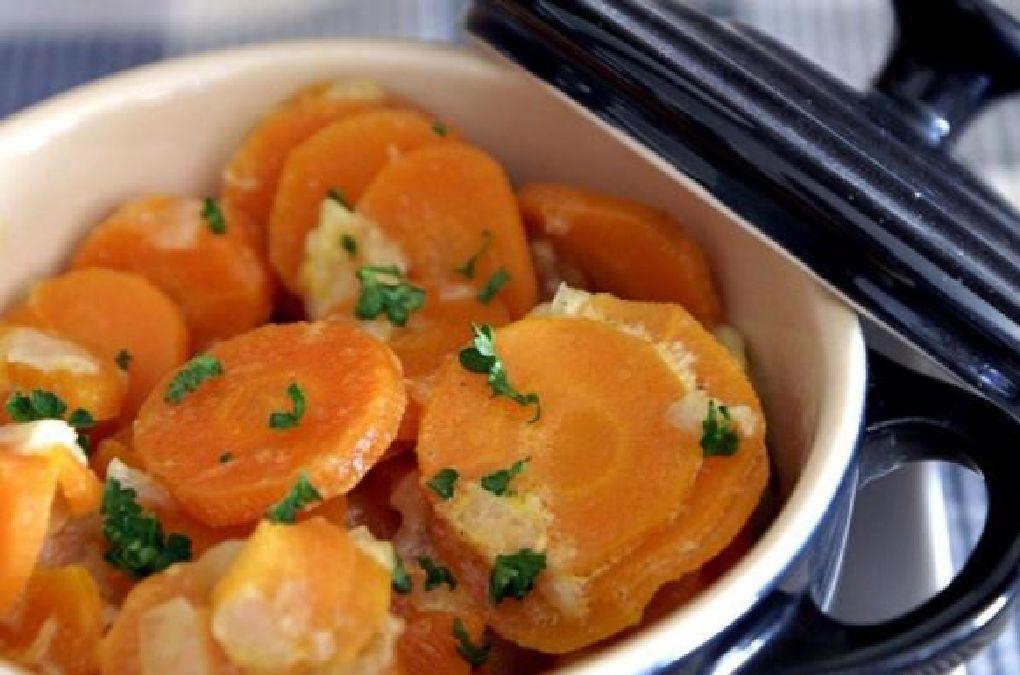 R galez vous avec cette recette du grand classique de la cuisine fran aise carottes vichy - Grand classique cuisine francaise ...