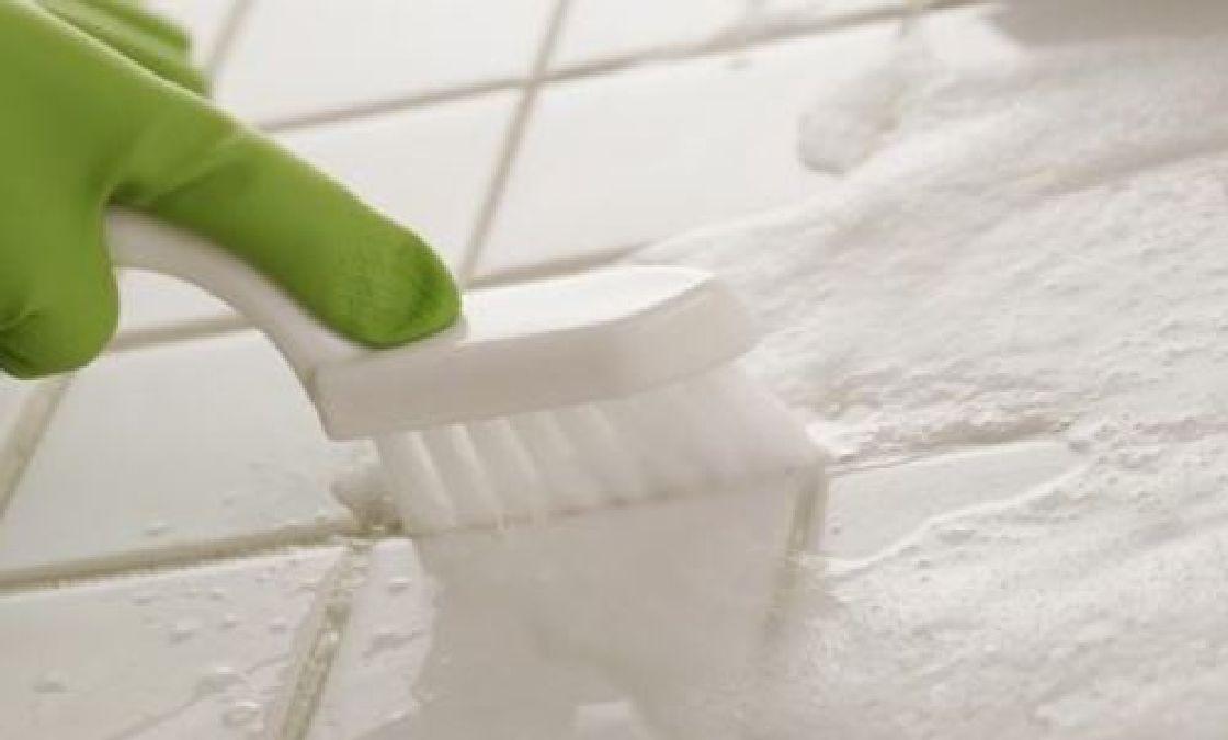 Comment nettoyer vos joints et vos carrelages de mani re for Produit pour nettoyer joint de carrelage