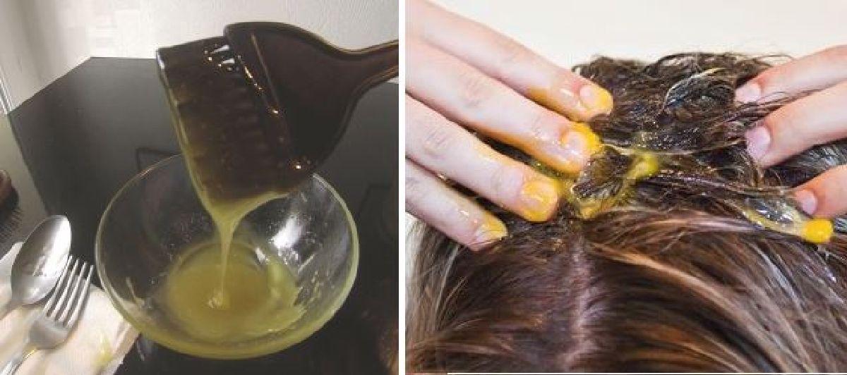 Une astuce de grand-mère pour lisser vos cheveux naturellement !
