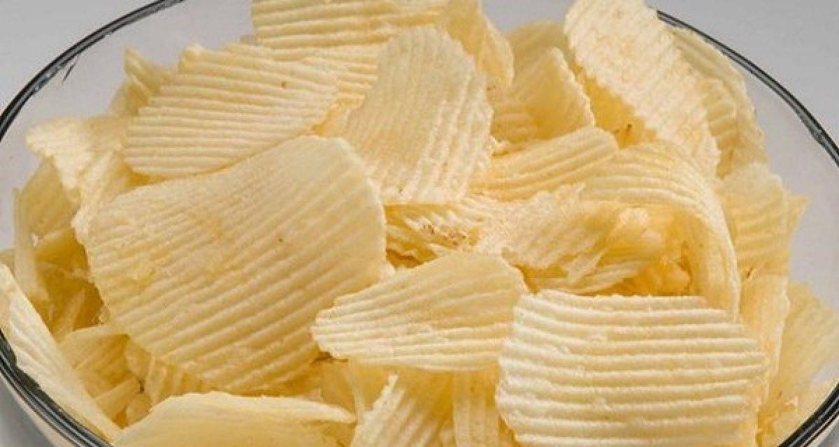 Après avoir lu ceci vous ne remangerez plus jamais de chips !