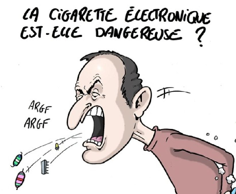 E-cigarette could save millions of lives!