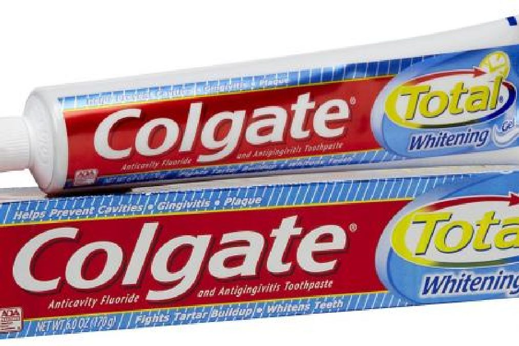 Danger: Colgate has used a chemical carcinogen in its toothpaste since 1997