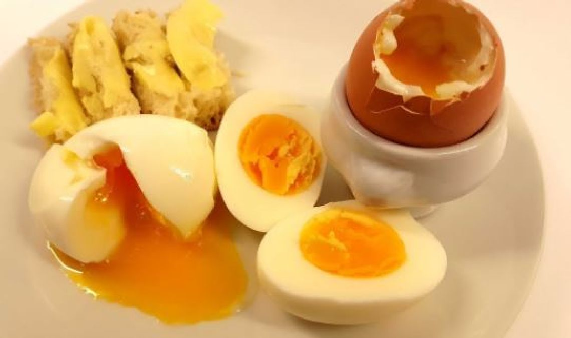 L'astuce pour ne jamais rater la cuisson de vos œufs