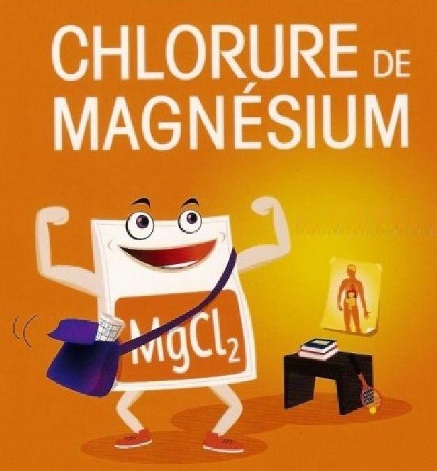Les bienfaits miraculeux  d'une Cure de Chlorure de Magnésium !