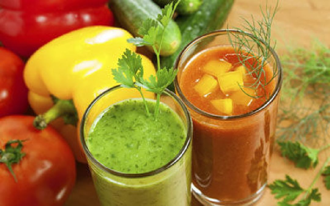 Ten detox foods to be in great shape this summer!
