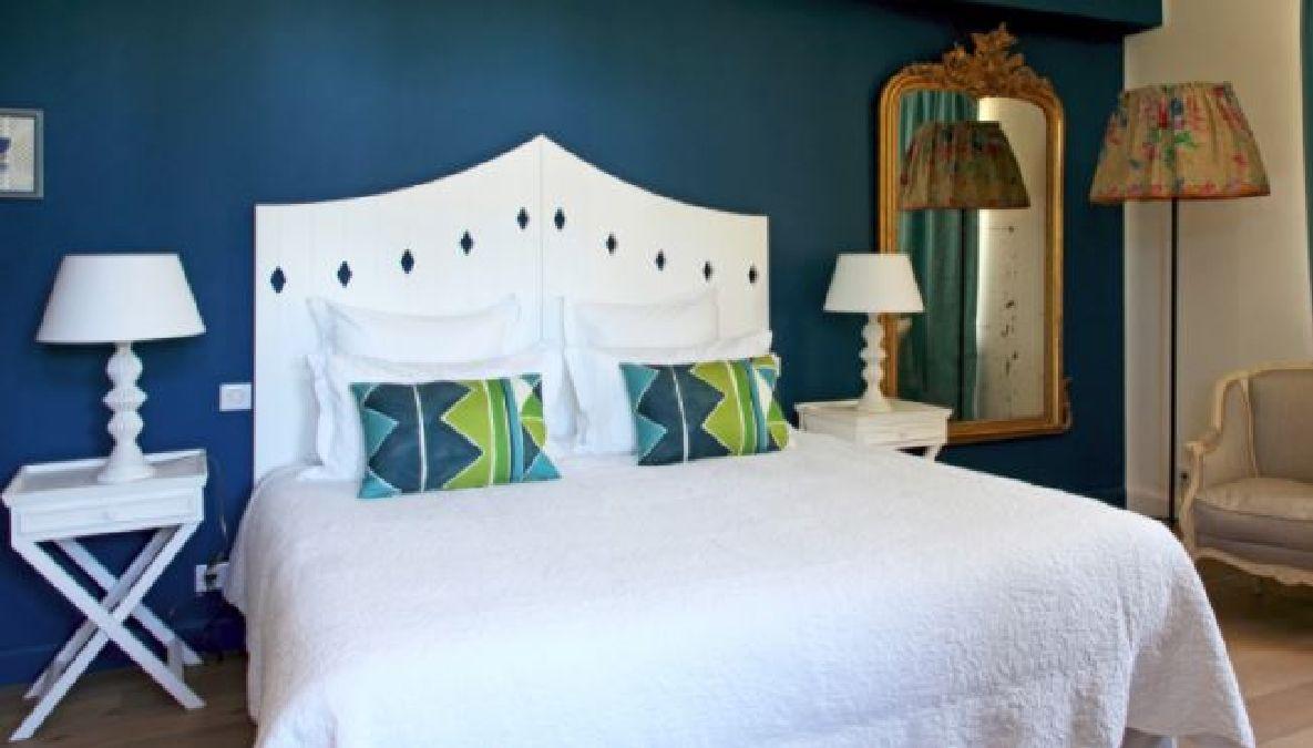 la couleur des murs de votre chambre influerait sur votre qualit de sommeil voici la couleur id ale. Black Bedroom Furniture Sets. Home Design Ideas
