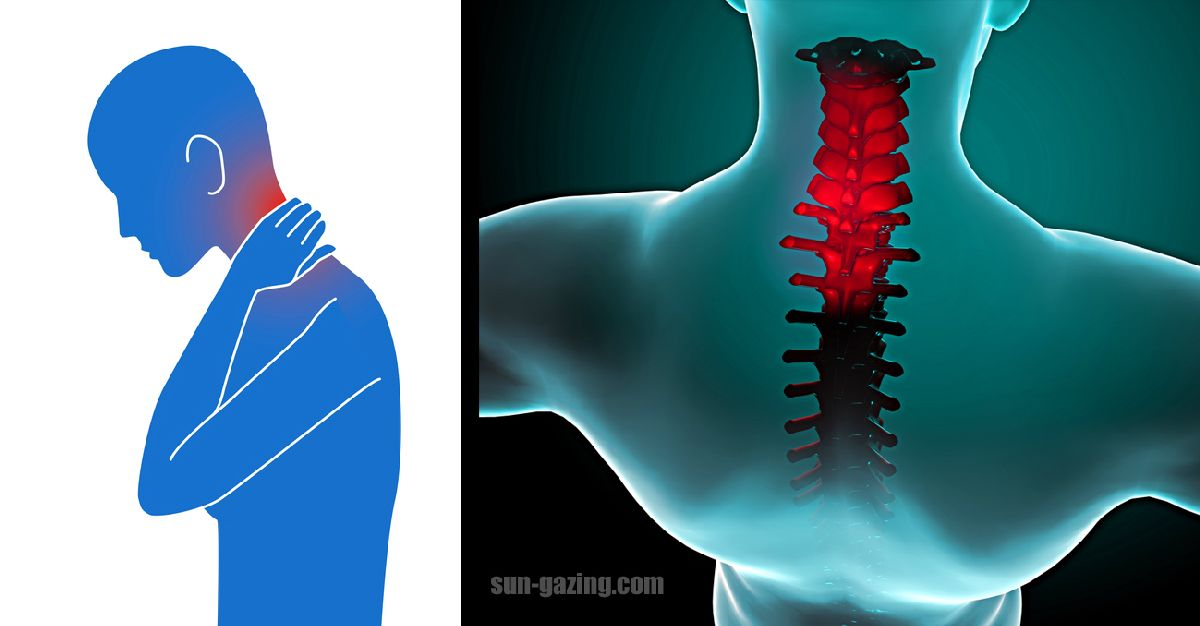 90 seconds to relieve yourself of the stiffness and pain of the neck immediately.