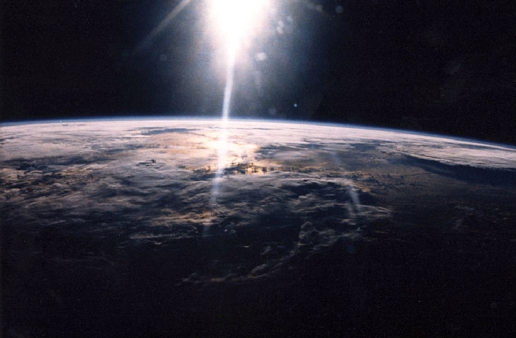 50 % de l'eau sur terre est plus ancienne que le soleil !