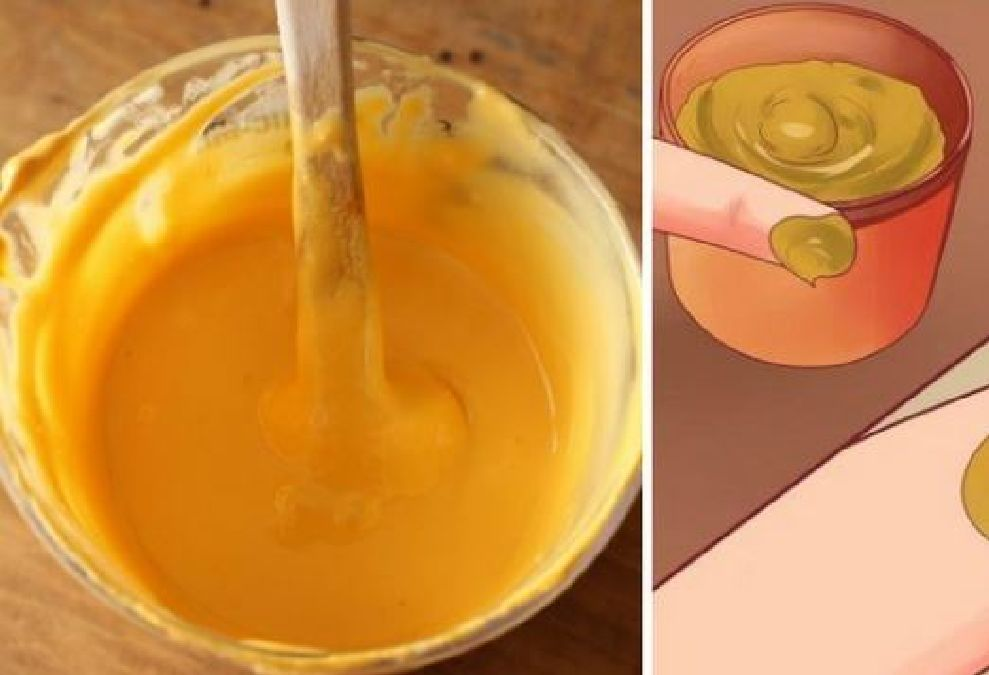 This recipe will rid you of your facial hair forever
