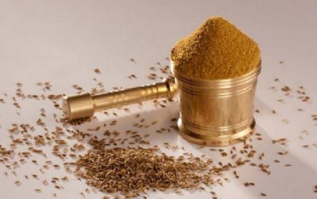 Faire fondre la graisse avec une cuillère  à café  par jour de cette épice miraculeuse !