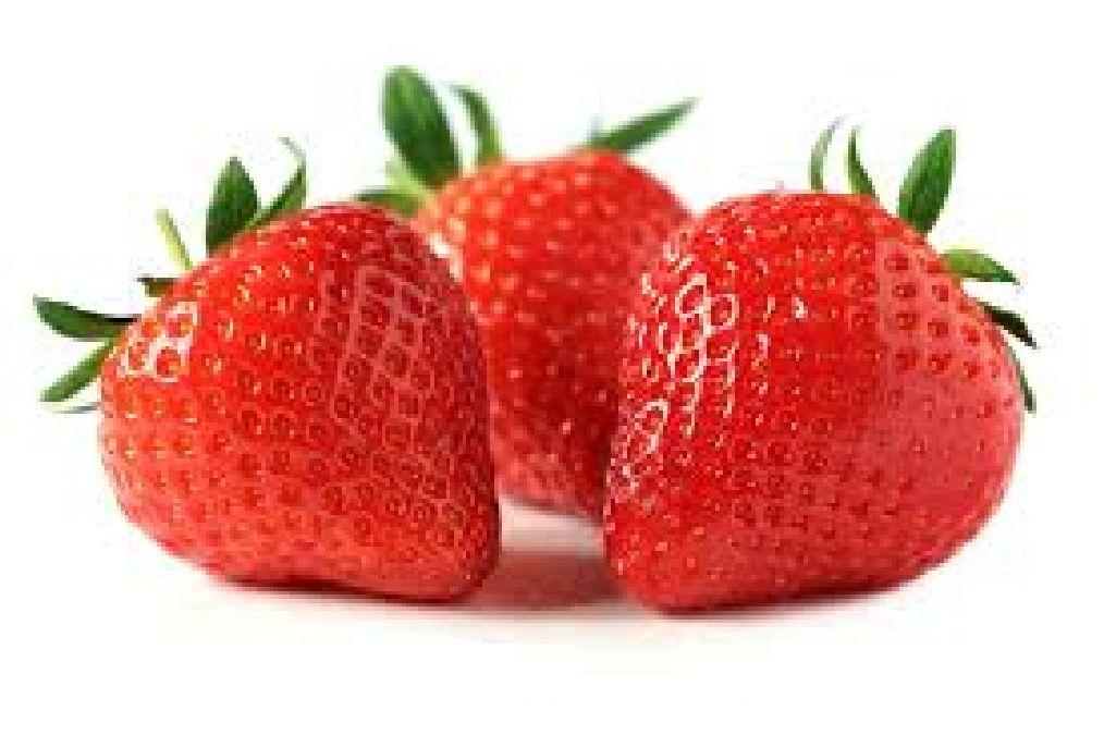 Les atouts santé de la fraise