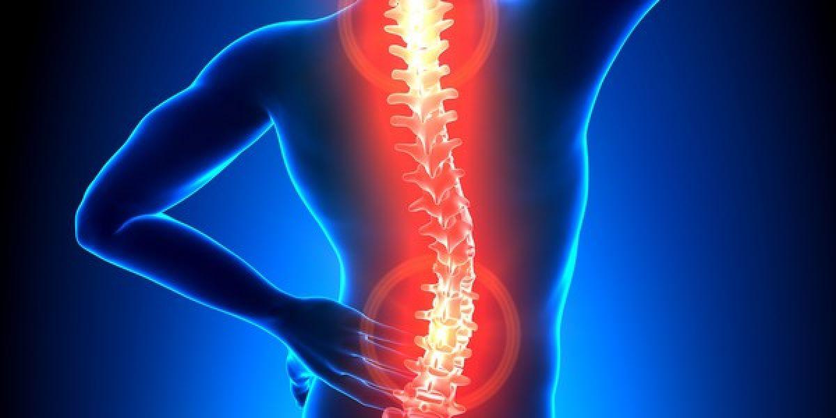 Si vous avez des maux de dos, vous devriez vous mettre  à la thérapie « massages glacés » !