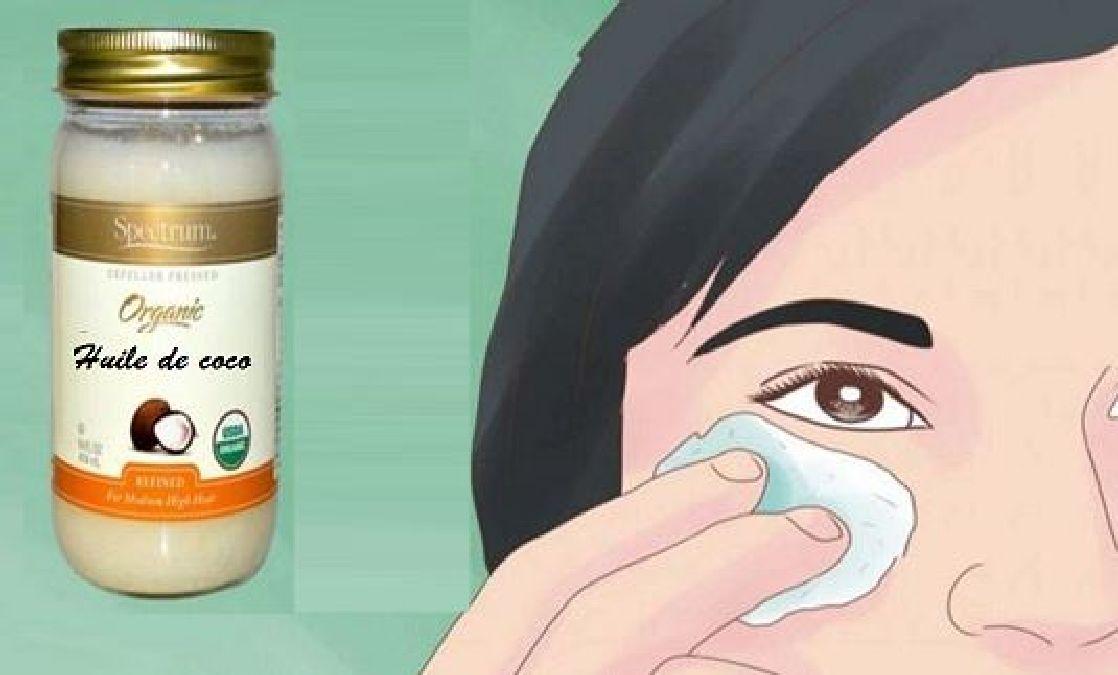 L'huile de coco peut vous faire paraître beaucoup plus jeune si vous l'utilisez pendant deux semaines de cette manière!