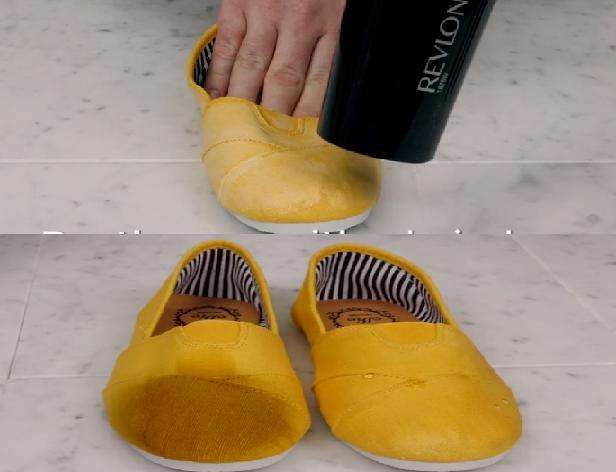 Comment rendre vos chaussures imperméables en deux étapes