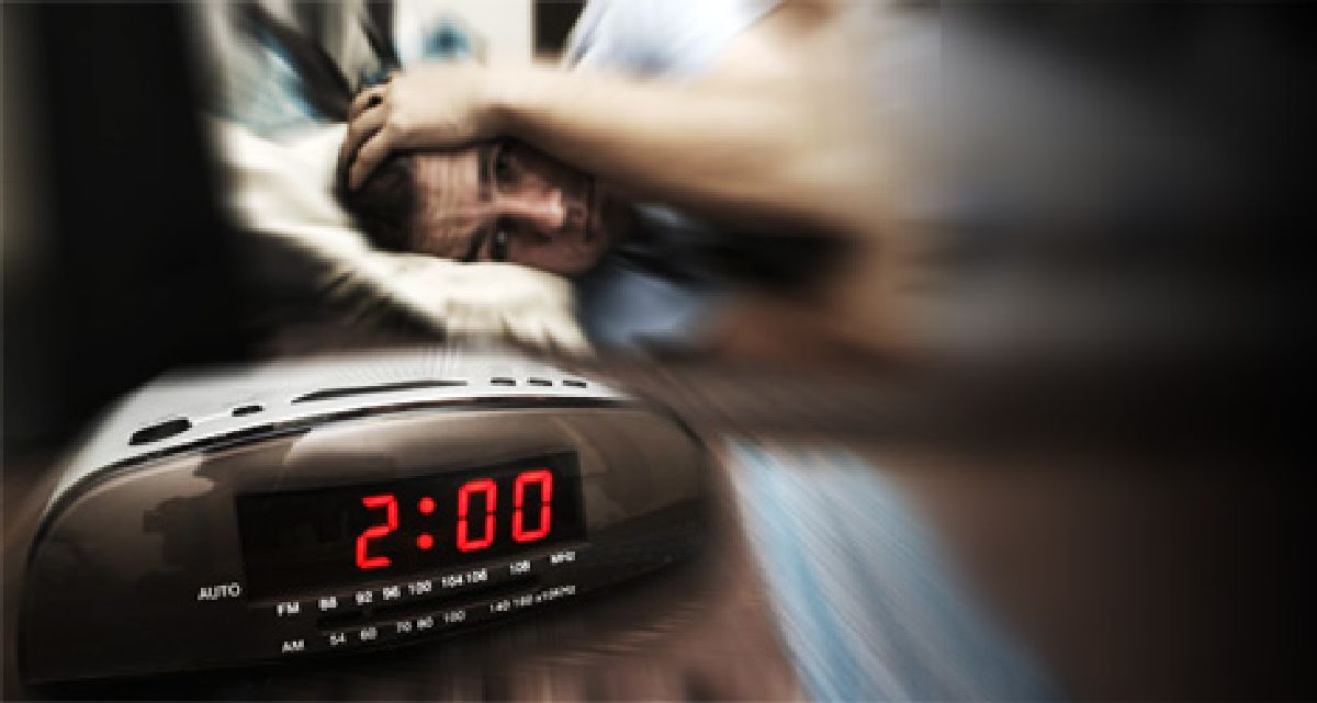 Insomnia: What you should not do after a sleepless night