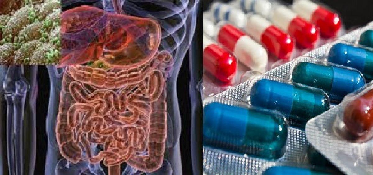 3 choses à faire pour rétablir le pH intestinal après une prise d'antibiotiques