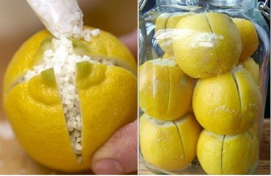 Voici comment Conserver vos citrons 6 mois dans un bocal