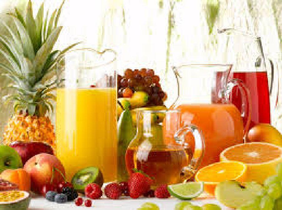Pourquoi vous ne devriez pas boire les jus de fruits ?