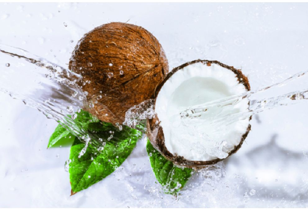 The unsuspected virtues of coconut milk