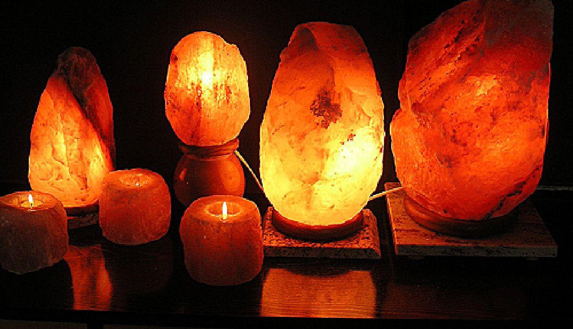 Prouvé par la science : Voici le pouvoir apaisant  magique des lampes de sel
