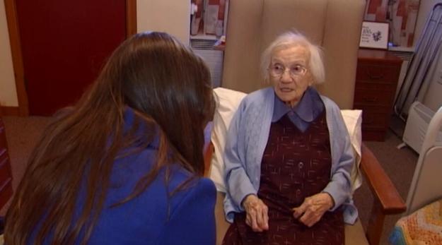 A 109 ans, elle dit que le secret de la longévité c'est… d'éviter les hommes !