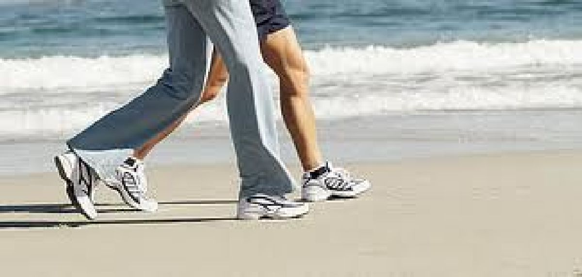 10 good reasons to walk more often to be healthy