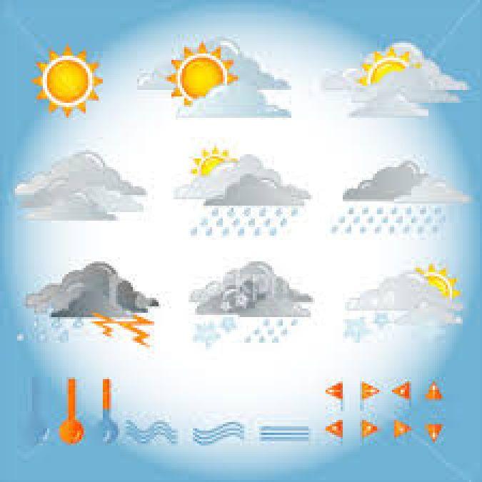 Avertissement météo: Persistance d'un temps pluvieux