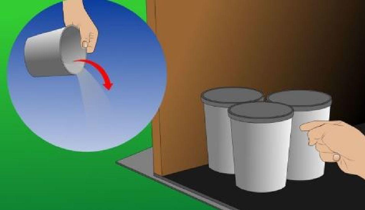 cette astuce vous d barrassera des moustiques en seulement. Black Bedroom Furniture Sets. Home Design Ideas