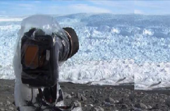 Ils ont amené une caméra dans un endroit perdu du Groenland Ce qu'ils filment  terrifiera plus d'un !