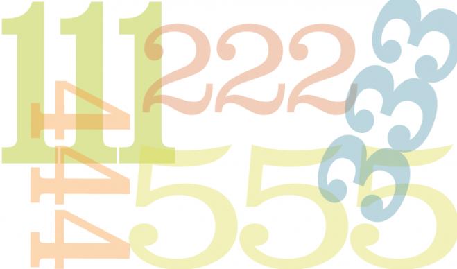 Numérologie des anges : découvrez ce que signifient ces chiffres