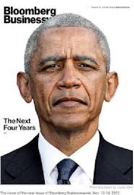 BusinessWeek vieillit Barack Obama en couverture