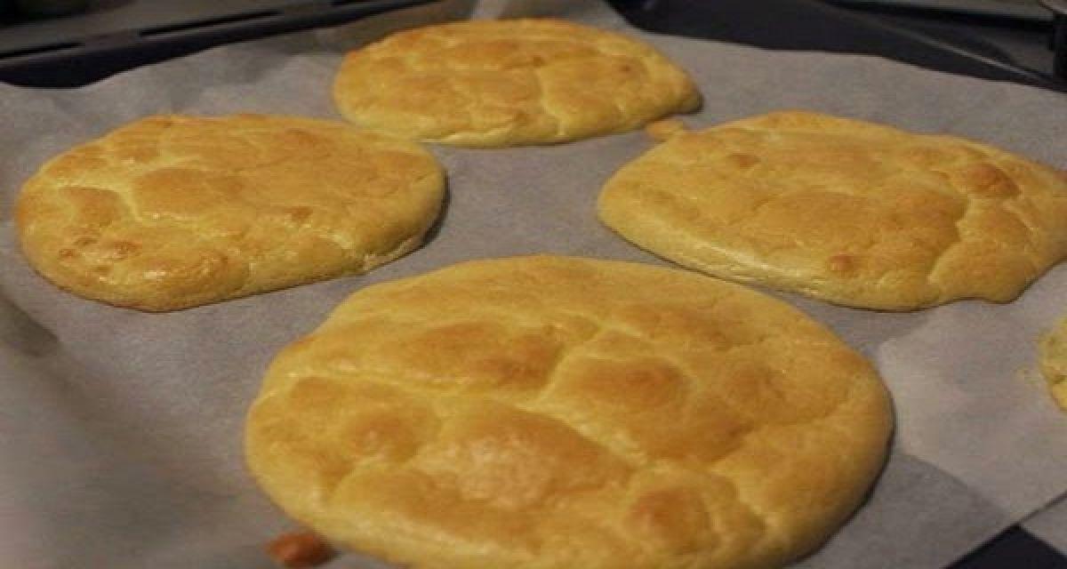 Petits pains sans farine : Idéal pour tous ceux qui aiment le pain et veulent perdre du poids !