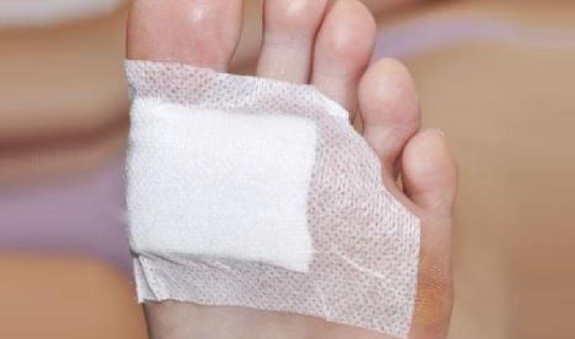 Un nouveau pansement qui améliore la cicatrisation du pied chez les diabétiques