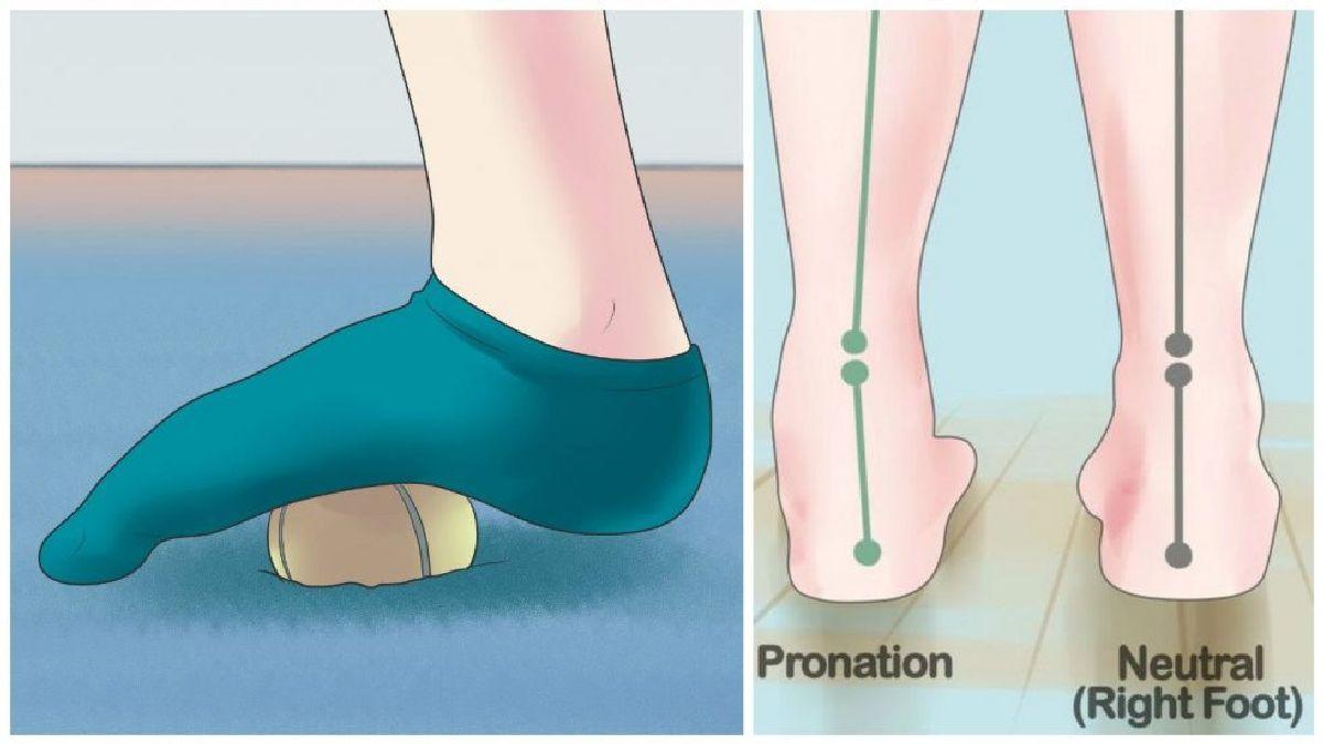Se débarrasser de la douleur de pied en quelques minutes avec ces 5 astuces
