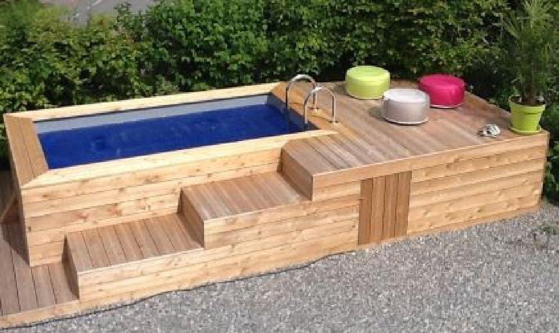 Construire sa piscine tout seul : oui c'est possible, regardez !!