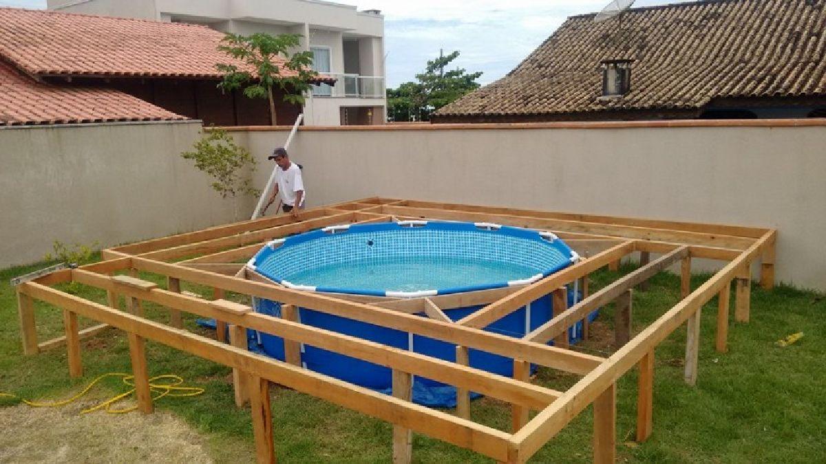 Il n'avait pas les moyens de construire une piscine dans son jardin : ce qu'il a fait est génial !