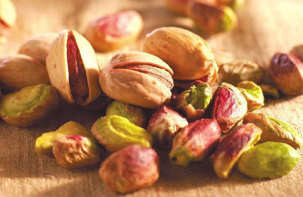 The benefits of pistachio