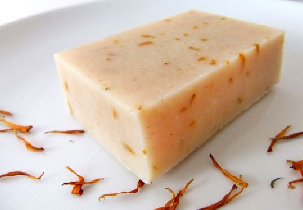 Make your natural soap by yourself! Basic Revenue